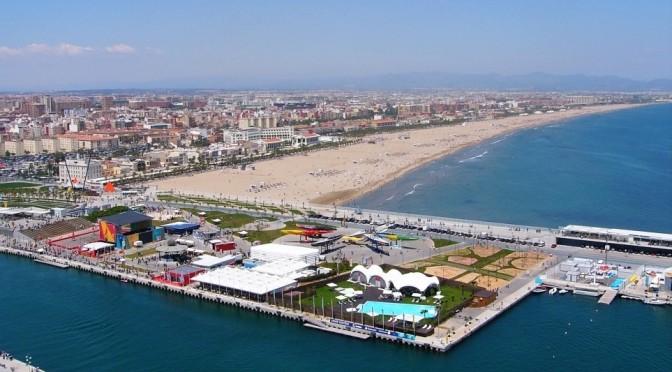 Paseo mar timo apartamentos aznar valencia - Laydown puerto valencia ...